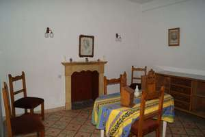 House for sale in Teulada, Alicante.