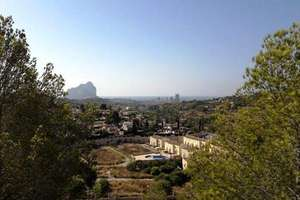 Plot for sale in Calpe/Calp, Calpe/Calp, Alicante.