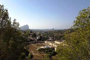 Parcela/Finca venta en Calpe/Calp, Calpe/Calp, Alicante.