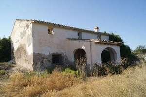 Casa de campo venta en Teulada, Alicante.