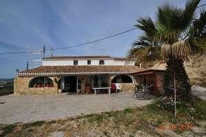 Maison de campagne vendre en Benissa, Alicante.