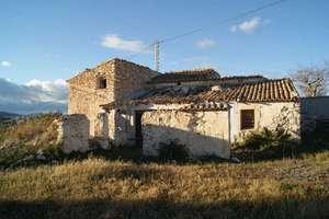 Landhaus zu verkaufen in Teulada, Alicante.