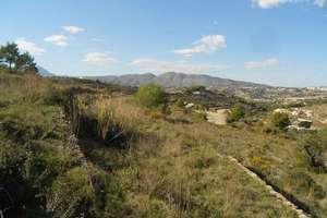 农业用地 出售 进入 Benissa, Alicante.