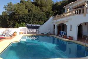 Chalet for sale in Jávea/Xàbia, Alicante.