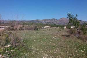 Rural/Agricultural land for sale in Benissa, Alicante.