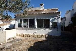 Chalet venta en Moraira, Alicante.