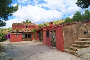 Landhaus zu verkaufen in Benissa, Alicante.