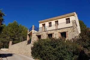 Casa de campo venta en Parcent, Alicante.