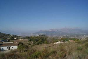 Terreno rústico/agrícola venta en Benissa, Alicante.