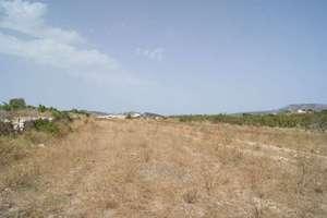 Plot for sale in Teulada, Alicante.