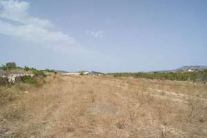 Plot for sale in Teulada, Alicante.
