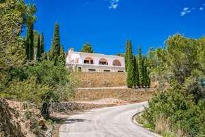 乡间别墅 出售 进入 Calpe/Calp, Calpe/Calp, Alicante.