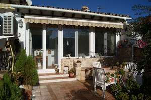 Bungalow venta en Moraira, Alicante.