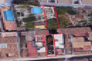 Urban plot for sale in Benissa, Alicante.