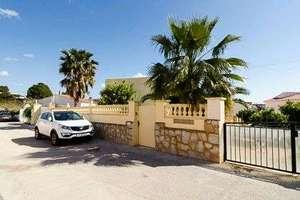 Chalet venta en Calpe/Calp, Calpe/Calp, Alicante.
