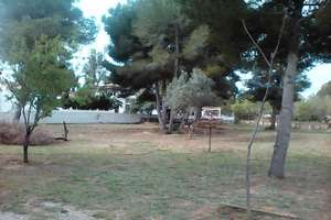 Urban plot for sale in Moraira, Alicante.
