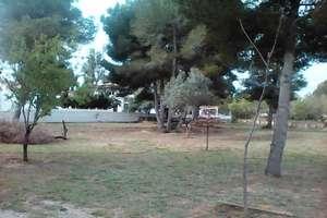 Urban plot for sale in Moraira, Alicante.