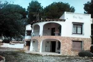 Landhaus zu verkaufen in Moraira, Alicante.
