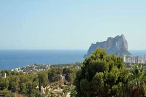 Parcela/Finca venta en Benissa, Alicante.