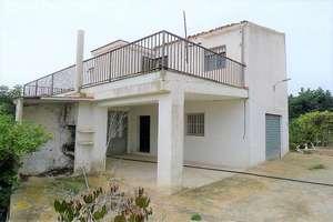 Casa de campo venta en Alicante.
