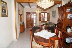 House for sale in Benissa, Alicante.