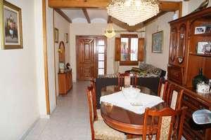 Casa venta en Benissa, Alicante.