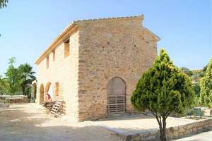 Country house for sale in Teulada, Alicante.