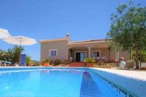 Casa de campo venta en Llíber, Alicante.