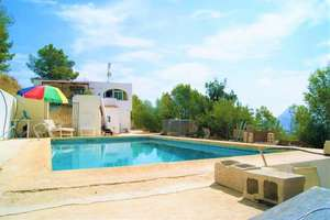 Landhaus zu verkaufen in Calpe/Calp, Calpe/Calp, Alicante.