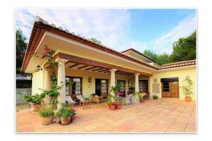Country house for sale in Jávea/Xàbia, Alicante.