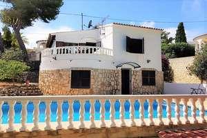 Chalé venda em Benissa, Alicante.