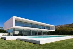 Chalé Luxo venda em Moraira, Alicante.