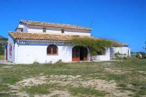Chata na prodej v Benissa, Alicante.
