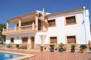 Chalet for sale in Senija, Alicante.