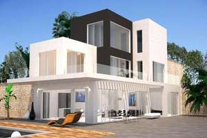 Chalet Luxury for sale in Benissa, Alicante.