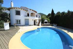Chalet for sale in Benitachell/Poble Nou de Benitatxell (el), Alicante.