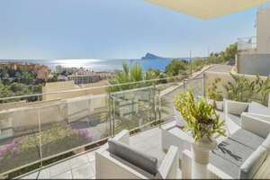 Apartment for sale in Urb. Pueblo Mascarat, Altea, Alicante.