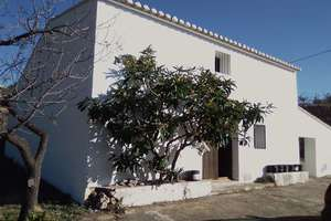 Country house for sale in Benissa, Alicante.
