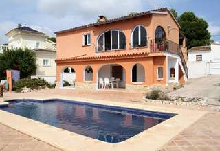 Country house for sale in Moraira, Alicante.