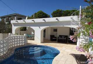 Bungalow for sale in Benissa, Alicante.