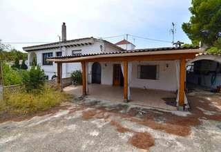 Semidetached house for sale in Benissa, Alicante.
