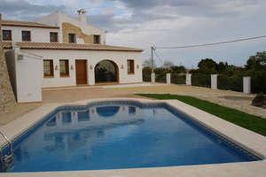 Dům na prodej v Benissa, Alicante.
