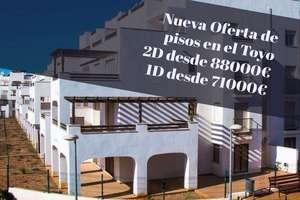 Apartamento venta en El Toyo, Retamar, Almería.