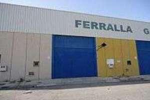 Warehouse for sale in Venta Del Viso, Mojonera (La), Almería.