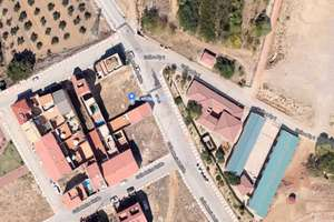 Urban plot for sale in Bailén, Jaén.