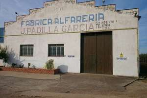 Warehouse for sale in Bailén, Jaén.