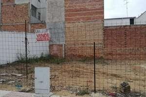 Urban plot for sale in Barrio nuevo, Bailén, Jaén.