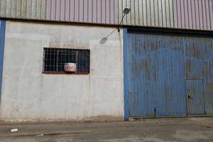 Nave industrial venta en Bailén, Jaén.