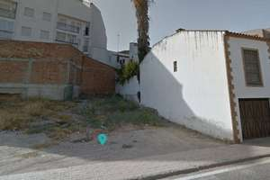 城市积 出售 进入 Mengíbar, Jaén.