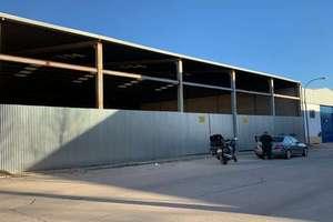 Nave industrial en Polígono industrial, Bailén, Jaén.
